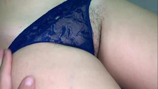 Step mom is fucked by son while s.