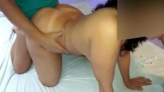 my wife sucking my friend while i fuck her #1