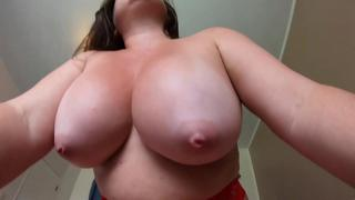 Big Ass Roommate Rides A Dick